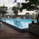 Indoor Pool View at DoubleTree by Hilton New Orleans Hotel in New Orleans,  LA. Start your day with a few refreshing laps while on Summer Break Vacation.