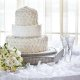 DoubleTree by Hilton New Orleans Hotel wedding cake