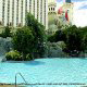 Water Park View of Excalibur Hotel and Casino in Las Vegas, Nevada. Affordable Vegas vacation packages now available at Rooms101.com. 