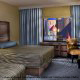 Master Bedroom with a Fairytale View - Excalibur Hotel and Casino in Las Vegas, Nevada. Last Minute Vegas vacation packages now available at Rooms101.com. 