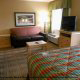 Living Room View At Extended Stay America Lake Buena Vista In Orlando, FL.