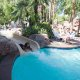 Flamingo Las Vegas Hotel & Casino water slide
