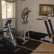 Fitness Room View At Florida Vacation Villas Resort In Orlando, Florida.