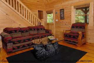 night labor day cheap vacation 2 bedroom cabin smoky mountains