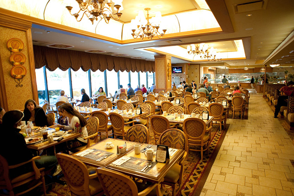 Superior Golden Nugget Hotel And Casino Dining Area