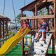 Playground for the children at Gran Melia Gulf Resort, Rio Grande, Puerto Rico.