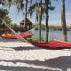 Grand Beach Resort hammocks