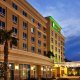 Gulfport Holiday Inn exterior sunset