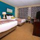 Harrahs Grand Casino Resort and Spa 2 queen room blue