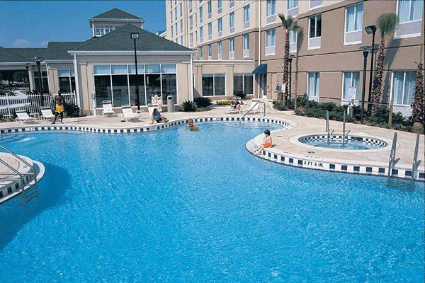 379 Orlando Hilton Garden Inn SeaWorld 5 Days Thanksgiving