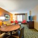 Hilton Garden Inn SeaWorld 1 bedroom suite overview