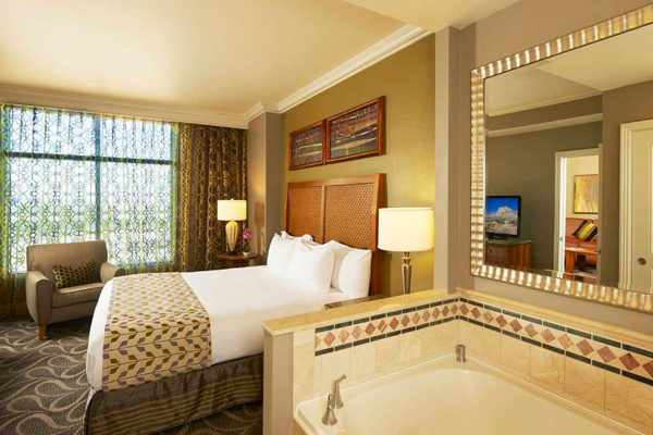 Summer Las Vegas Vacation At Hilton Grand Vacations Suites On The Las Vegas S