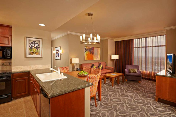Las Vegas Vacations Hilton Grand Vacations Suites On The Las Vegas Strip Vacation Deals