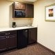 Holiday Inn Express and Suites Mt. Pleasant kitchenette