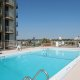 Holiday Inn Express Riverview in Charleston pool