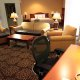 Holiday Inn Express Riverview in Charleston studio suite desk