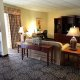 Holiday Inn Express Riverview in Charleston studio suite sitting area
