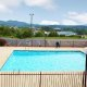 The Hotel Pigeon Forge pool