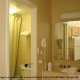 Hotel Bathroom View at Inn On The Beach in Daytona Beach, Florida.