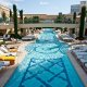Wynn Las Vegas Resort Long Pool
