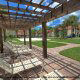 Landscaped Area View At Legacy Vacation Club in Orlando/Kissimmee, Florida.