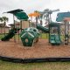 Liki Tiki Resort playground green