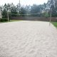 Liki Tiki Resort volleyball court