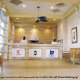 Front lobby at The Best Western Carolinian in Myrtle Beach