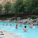 New York-New York Hotel and Casino pool volleyball