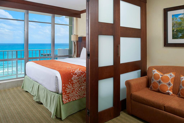 fall miami vacation at the newport beachside hotel and