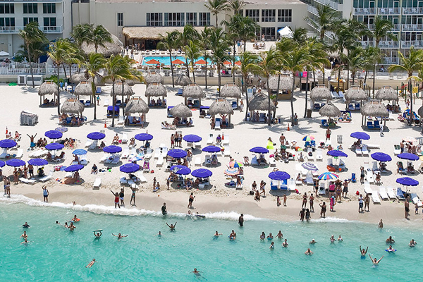 miami vacations - the newport beachside hotel and resort vacation