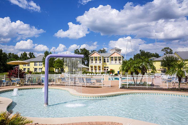 Orlando vacations barefoot 39 n resort vacation deals for Pool show orlando florida