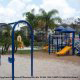 Playground Complex View at Best Western Lakeside Hotel in Orlando, Florida. Watch your children imagination unfold during your New Years Family Getaway.