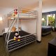 Best Western Lakeside Hotel bunk beds