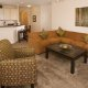 Palisades Resort platinum suite couch