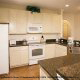 3 day vacation special to Orlando.  View of the modern kitchens at the Palisades Resort in Orlando, Florida.
