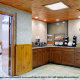 Kitchen of the main lobby at Days Inn Motel in Pigeon Forge Tn Tennessee
