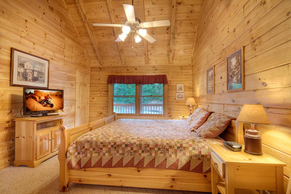 the eagles ridge cabin and chalets in pigeon forge tennessee