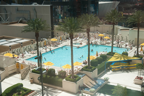 Hollywood Casino Hotel Pool