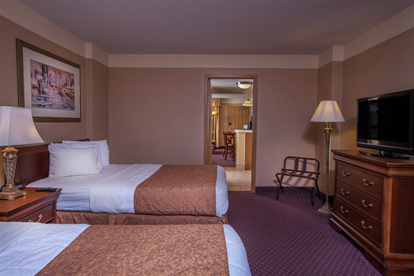 Free Easter Orlando Florida Vacation At Quality Suites Royale Parc Deal 84536