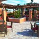 Regal Oaks Resort deck seating