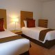 Regal Oaks Resort twin beds