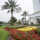 Royal Plaza Resort landscaping