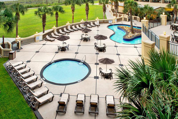 399 spring break vacation deal at spring maid beach resort - White oak swimming pool opening times ...