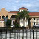 Panoramic View of the Best Western Spanish Quarter Inn in St. Augustine, Florida. This is a great neighborhood to walk around during your Summer Family vacation - Minutes from St. George Street and Ripley's Believe It or Not Museum.