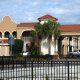Panoramic View of the Best Western Spanish Quarter Inn in St. Augustine, Florida.