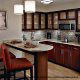 Fully Furnished Kitchenette View At Staybridge Suites Stone Oak In San Antonio, TX.