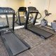 StaySky Suites fitness room