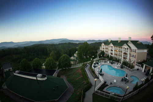 Christmas Pigeon Forge Vacation At Sunrise Ridge Resort From 79 Deal 80635