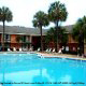 Outdoor Pool view at Best Western Sweetgrass Inn in Charleston, South Carolina.